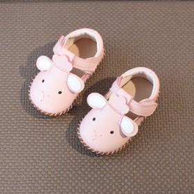 2020春新款女宝宝公主单鞋婴幼儿学步鞋软底皮