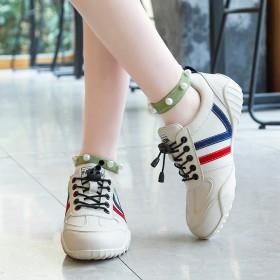 女士鞋子2020新款时尚春季平底百搭韩版舒服软底