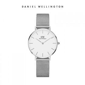礼物DW丹尼尔惠灵顿 手表新款欧美简约金属表带