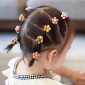 儿童不伤发皮圈发圈可爱发绳女童扎头发皮筋宝宝发饰婴
