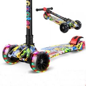 滑板车儿童1-3-6-12-2岁小孩踏板
