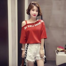 2020夏季新款韩版潮流T恤