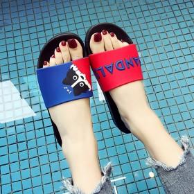 夏季情侣男女凉拖鞋室内耐磨防滑浴室洗澡家用家居外穿