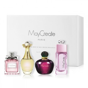 【礼盒装】女士淡香香水4瓶装