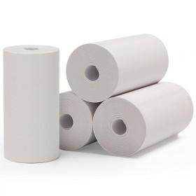 10卷热敏收银纸小票纸收银机打印纸包邮