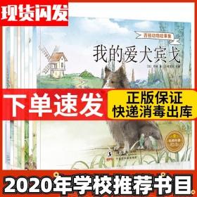 西顿野生动物故事集彩图注音版全套10册全集正版