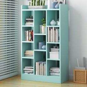 书架简约落地客厅置物架家用简易学生卧室储物收纳小书