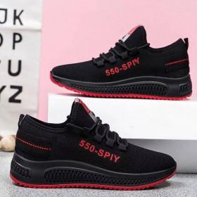 新款老北京布鞋女健步鞋软底防滑妈妈运动鞋透气网鞋时