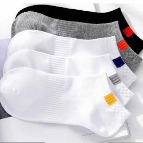 【10双装】袜子春夏季男袜短袜船袜男低帮男士浅口运