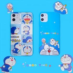 哆啦a梦苹果11手机壳11pro可爱iphone7