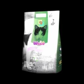 精灵猫膨润土猫砂20斤