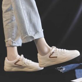 小白鞋女鞋子2020爆款春季百搭加绒秋款板鞋秋