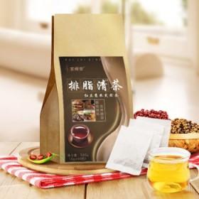 12味排脂清茶红豆薏米茶祛湿茶去湿