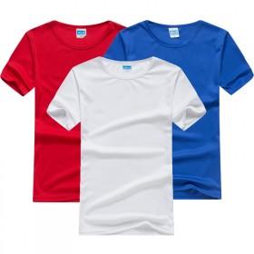 速干圆领短袖T恤