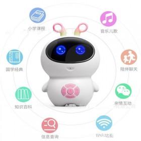 美洋小白智能机器人早教机wifi语音对话学习小谷