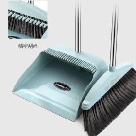 扫把簸箕套装组合家用软毛加厚卫生间扫地笤帚大号扫帚