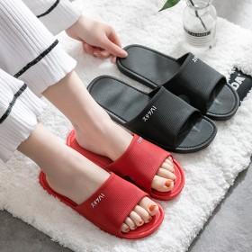 2020新款日式凉拖鞋情侣男女居家室内浴室防滑一双