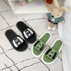 拖鞋女夏外穿韩版厚底港风学生休闲百搭防滑女生室内小