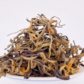 茶之睿2019年头春茶叶云南凤庆古树滇红茶工夫红茶