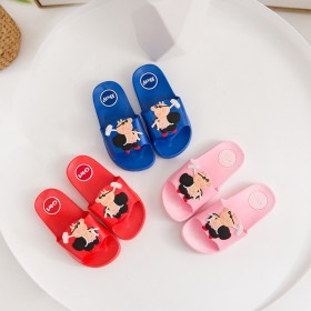 夏季卡通儿童拖鞋中童男女款拖鞋居家室内外防滑凉拖
