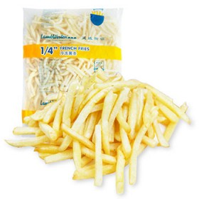 薯条蓝威斯顿细署条粗薯商用冷冻油炸小吃零食半成品免
