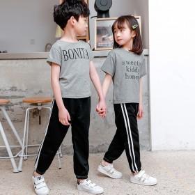 新款夏季儿童防蚊裤冰丝薄款灯笼裤休闲男童女童空调裤