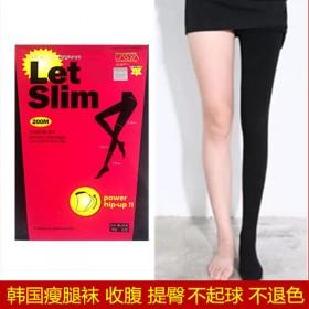 韩国美腿塑形袜连袜