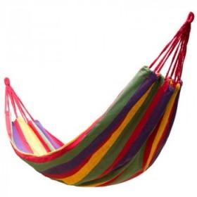 吊床户外秋千单人室内家用睡觉帆布吊椅
