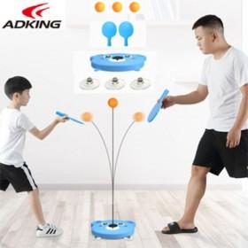 乒乓球训练器自练神器家用儿童网红弹力软轴吸盘