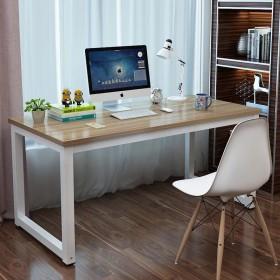 加粗加厚电脑桌台式桌家用简易写字台书桌学习办公桌简
