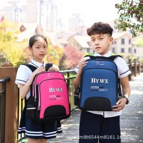 2020新款韩版小学生书包男女孩1-3-6年级儿童