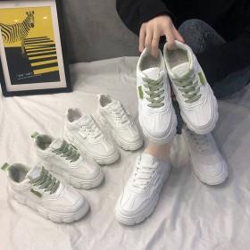 女鞋子女学生韩版运动鞋小白鞋女百搭老爹鞋休闲鞋