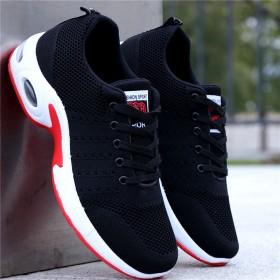 防臭透气休闲运动鞋男鞋子男士跑步潮鞋百搭球鞋网鞋