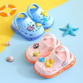 儿童夏季拖鞋可爱男女童