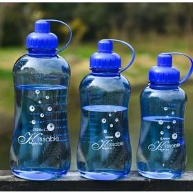 太空杯大容量塑料水杯便携随手杯子带盖男家用水壶