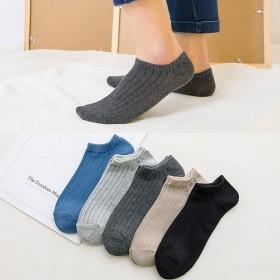 【10双】夏季薄款纯棉男袜防臭抗.菌透气防滑袜子
