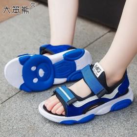 男童凉鞋2020夏季新款中大童防滑小学生小孩沙滩鞋