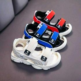 夏季新款儿童鞋男童凉鞋包头女童鞋小童宝宝凉鞋婴儿鞋