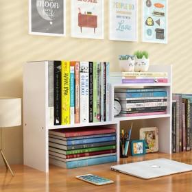 书架桌上置物架收纳架储物盒简易书柜办公用品
