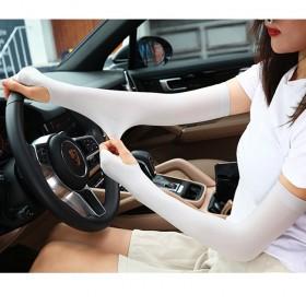 韩版夏季男女通用冰丝防晒袖