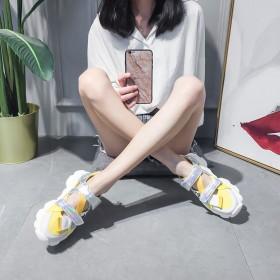 凉鞋女运动凉鞋女老爹鞋女鞋运动凉鞋女洞洞鞋女