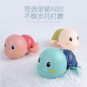 抖音爆款3只戏水乌龟儿童玩具洗澡玩具