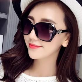 太阳镜女士网红韩版防紫外线圆脸墨镜潮开车街拍眼睛