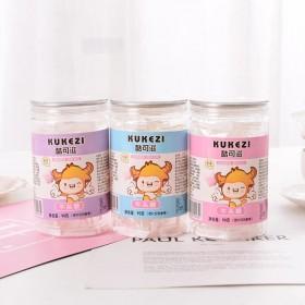 酷可滋 牛头糖多种口味 奶棒糖可爱创意混合口味儿童
