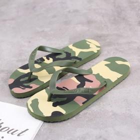 2020新款橡胶拖鞋男人字拖夏季沙滩鞋防滑迷彩拖鞋