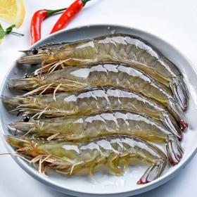 净重3.2斤凌晨捕捞实重发货大虾鲜活基围非青岛大虾