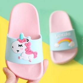 儿童拖鞋夏季可爱卡通男女童小孩家用室内防滑软底幼儿