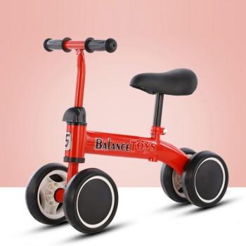 儿童四轮滑步平衡车