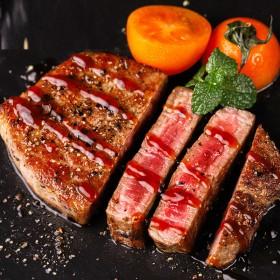 牛排黑椒10片装牛排肉套餐新鲜牛肉单片家庭牛排套餐