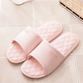包邮新款韩版浴室拖鞋女 居家室内防滑洗澡拖鞋
